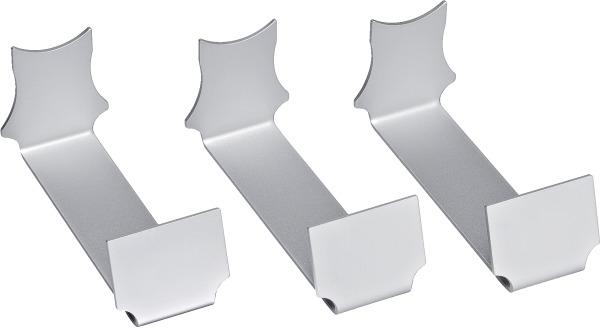 Gaggenau RA093630 - Aufsätze aus Aluminium zur Präsentation einzelner Flaschen (3er Set) für RW 464 - Preisvergleich