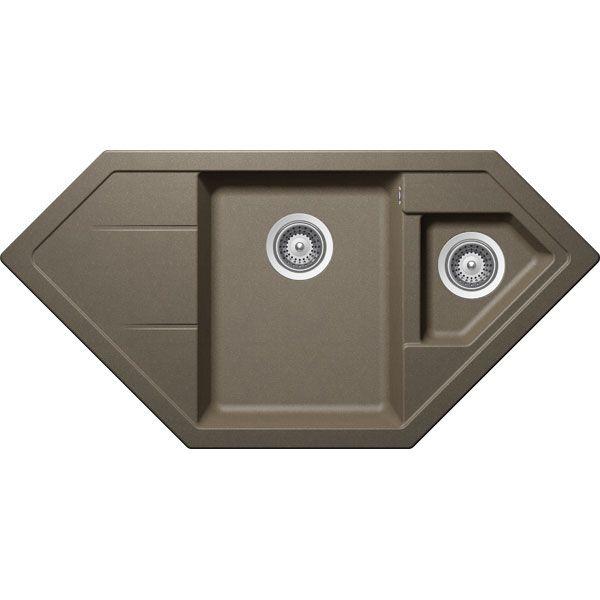 SCHOCK Sink, Inbuilt From The Top PRIC150AALP