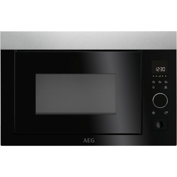 AEG MBE2657S M Mikrowelle Stainless steel with