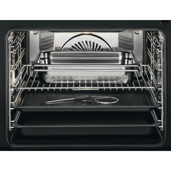 aeg bsk892230m einbauherd backofen stainless steel with antifingerp ebay. Black Bedroom Furniture Sets. Home Design Ideas