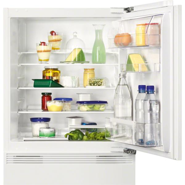 Zanker KBU14001DK - Kühlschrank - Weiß - Preisvergleich