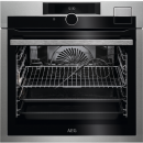 AEG BSE892230M - Einbauherd/Backofen - Stainless steel with antifingerp