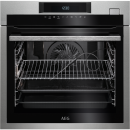AEG BSE774220M - Einbauherd/Backofen - Stainless steel with antifingerp